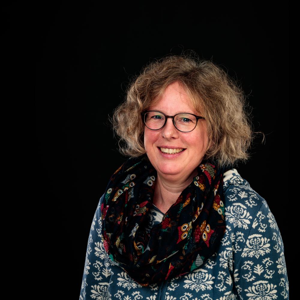 Schatzmeister Sabine Pahlke